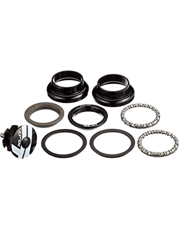 serie sterzo a-head hs-i03 1 1//8 cono 30,0 nero semi-integrata XLC ricambi bici
