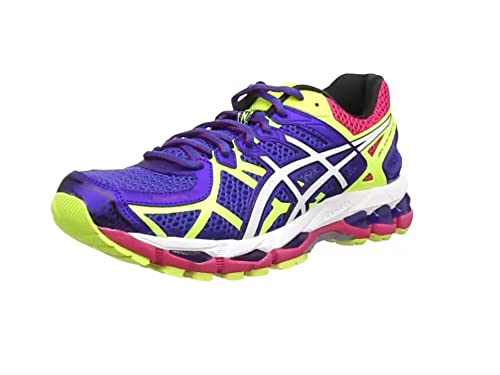 6b0183bfd0fcf ASICS Gel-Kayano 21, Women's Running Shoes, Blue (Blue/White/Flash ...