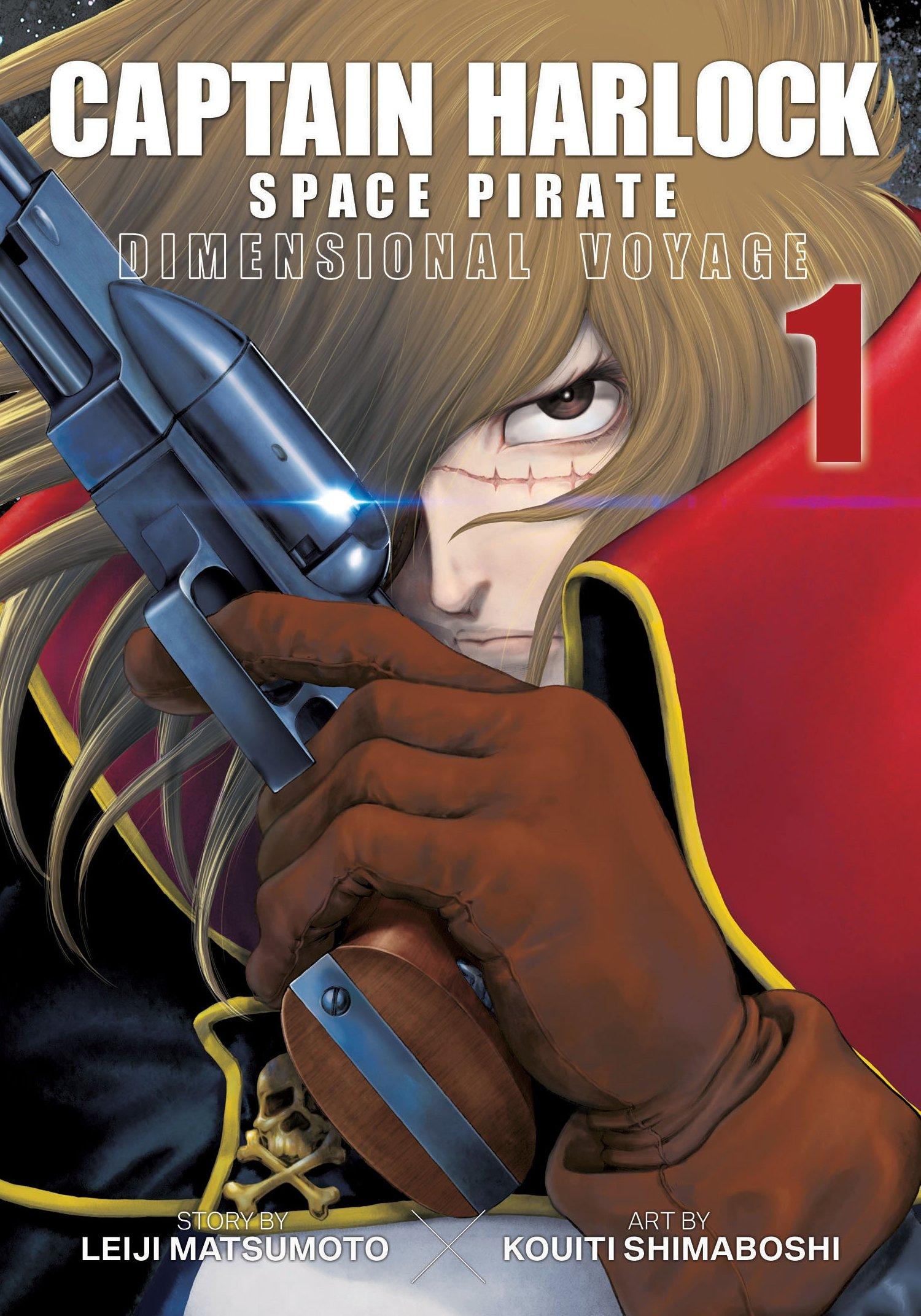 Read Online Captain Harlock: Dimensional Voyage Vol. 1 (Captain Harlock Space Pirate: Dimensional Voyage) pdf