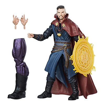 Marvel 6 Inch Legends Series Doctor Strange (Marvel Cinematic Version): Toys & Games