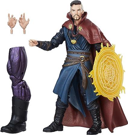 Marvel Legends - Figura de acción de Doctor Strange, 15 cm: Amazon ...