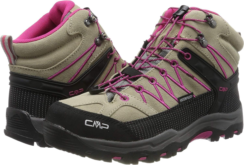 CMP Rigel High Rise, Botas de Senderismo Unisex Adulto: Amazon.es: Zapatos y complementos