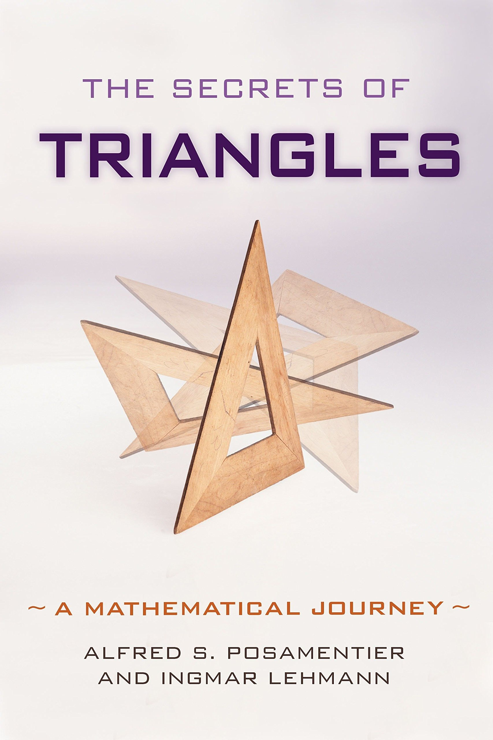 The Secrets of Triangles: A Mathematical Journey ebook