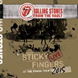 STICKY FINGERS LIVE AT THE FONDA THEATRE [3LP+DVD] [Analog]