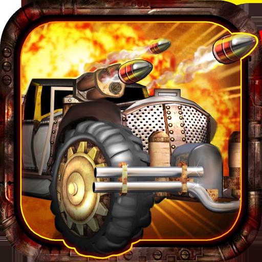 Steampunk Racing 3D FREE ()