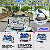 Cell Phone Holder for Car Dashboard, (2nd Gen) Car