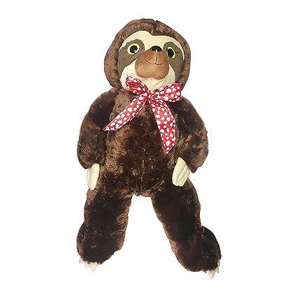 Amazon Com Large 30 Inch Sloth Stuffed Animal Super Soft Plush Toy