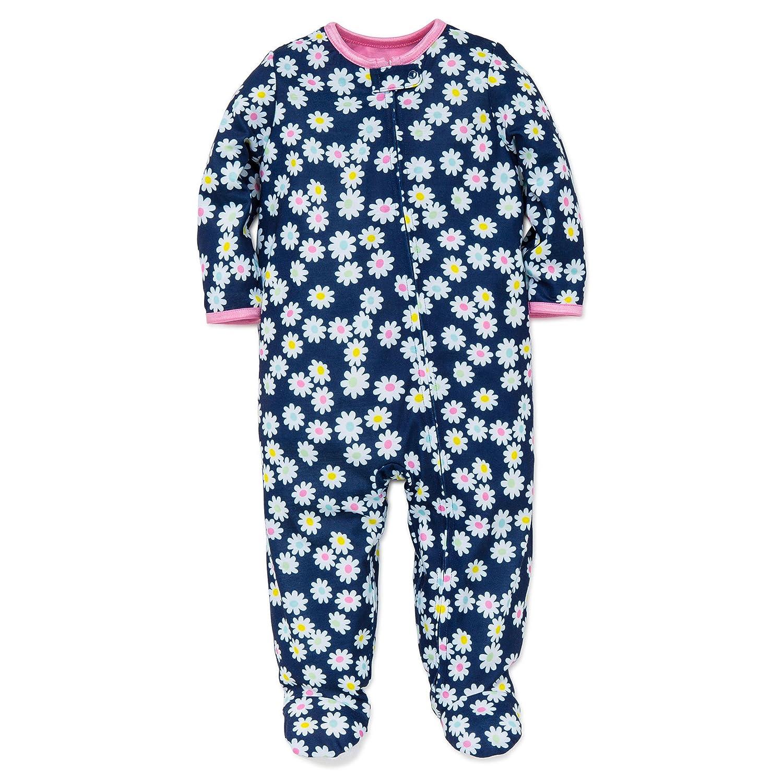 【ついに再販開始!】 Little Me SLEEPWEAR ベビーガールズ 24 Months Navy Navy Blue Me Little Daisy B01N6ZYGAO, 陽気な古着屋FRANK:eee22388 --- a0267596.xsph.ru