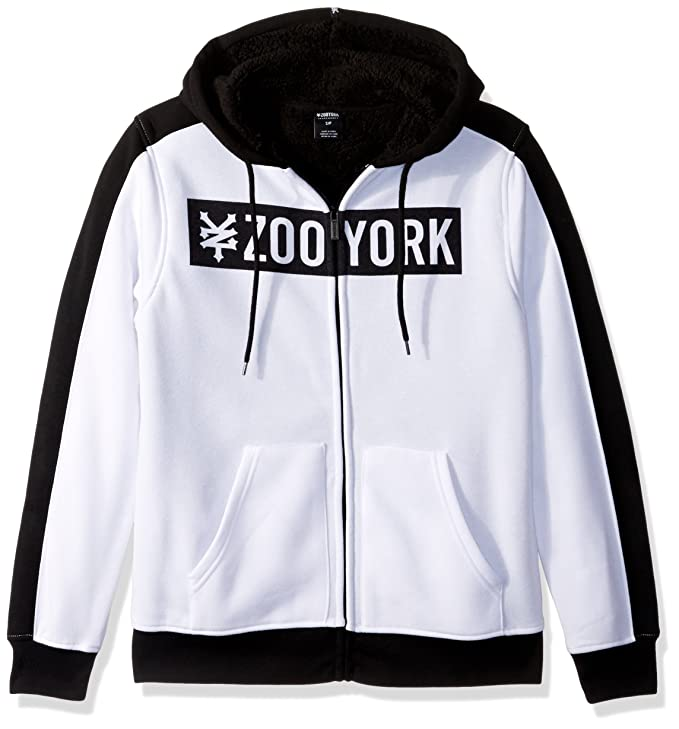 Zoo York Men's North Sherpa Hoody_p