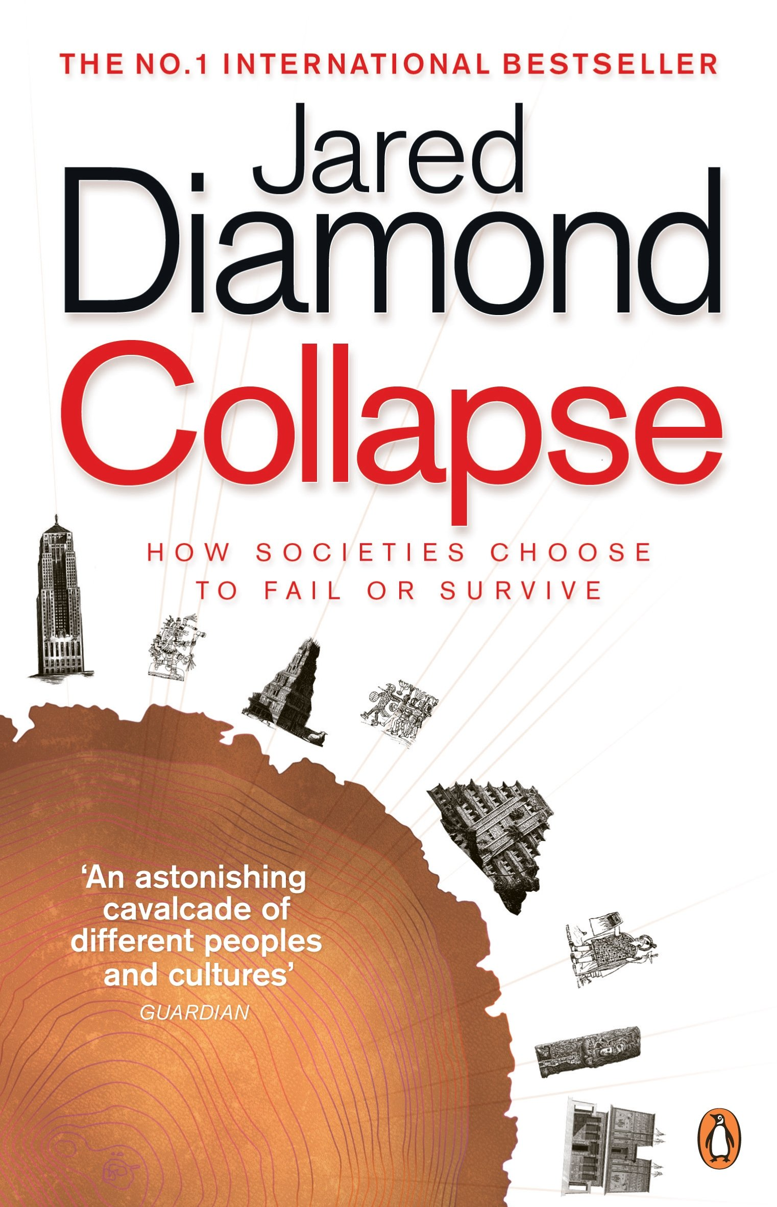 Collapse: How Societies Choose To Fail Or Survive: Amazon: Jared  Diamond: 9780241958681: Books