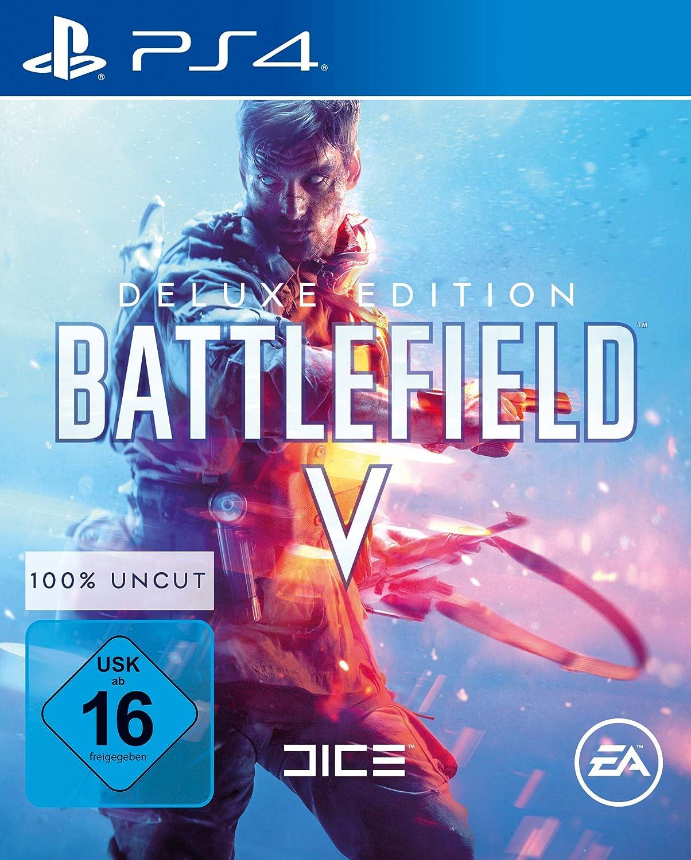 Battlefield V - Deluxe Edition - PlayStation 4 [Importación alemana]: Amazon.es: Videojuegos