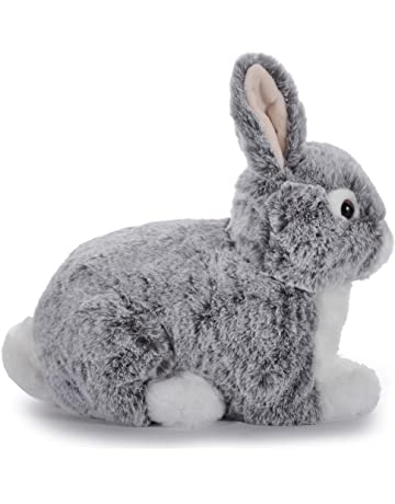 9b260730e04 Lazada Easter Bunny Rabbit Stuffed Animal Realistic Rabbits Soft Toys -  Great Easter Gifts Cuddles 10
