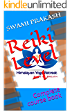 Reiki Level -1: Complete course book