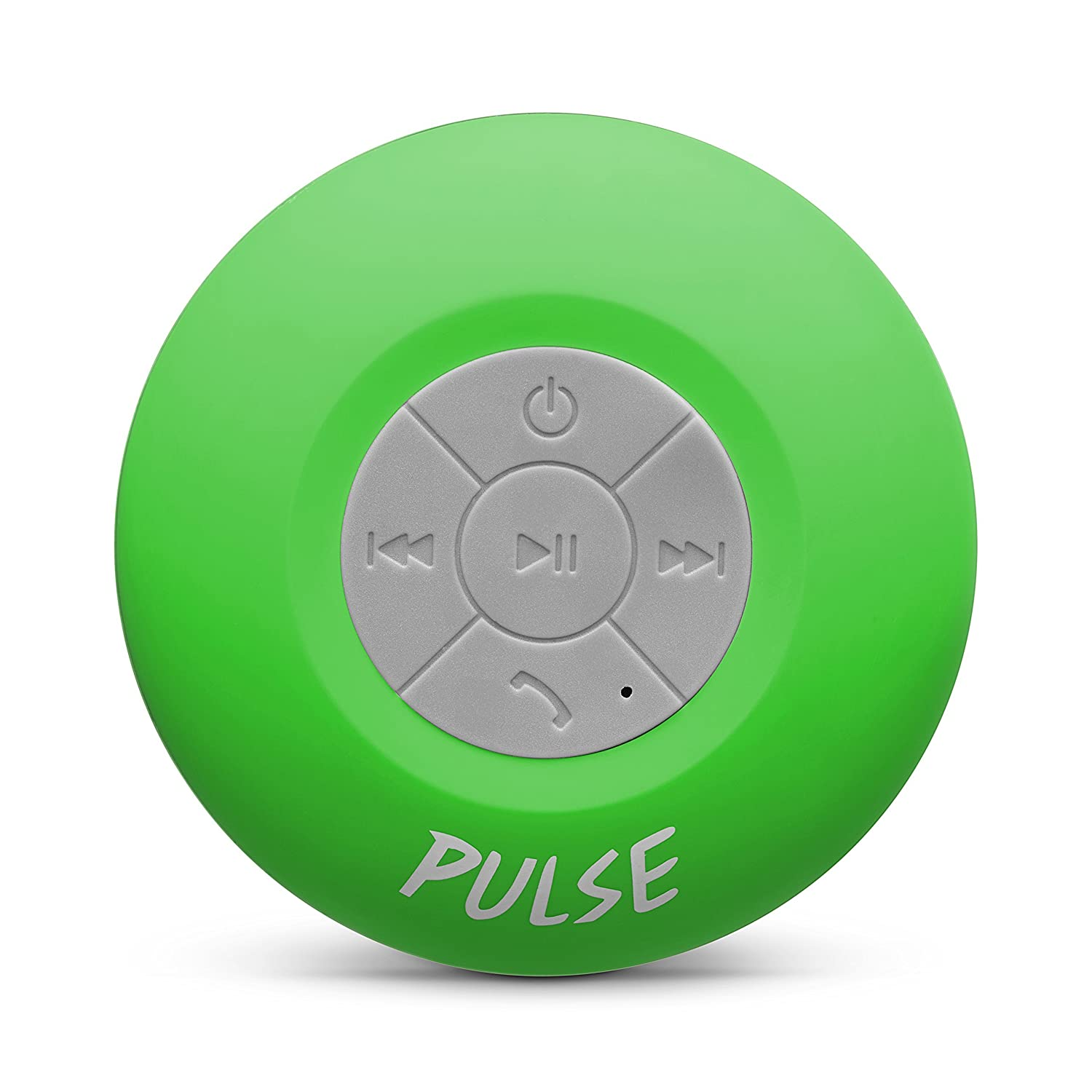 CSJ Pulse Wireless Waterproof Bluetooth 4.0 Shower Speaker - Green