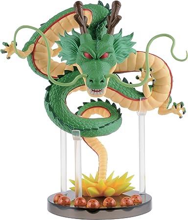 Banpresto Dragon Ball Z 5.5 Movie Mega World Collectable Figure Shenron and Dragon Ball Set