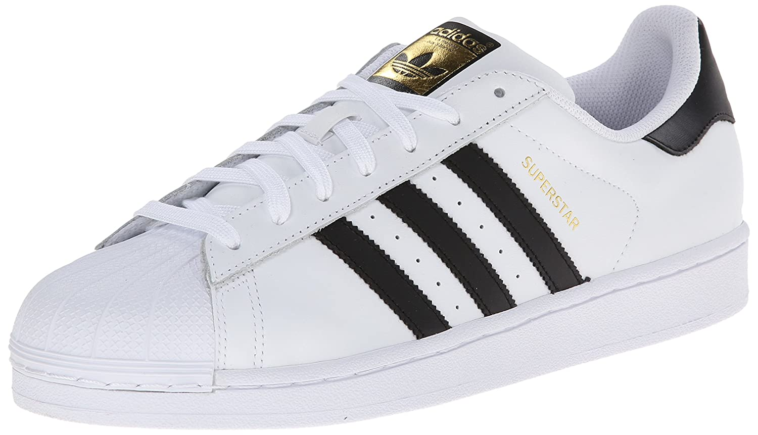 Adidas Superstar Baskets, Mixte Adulte