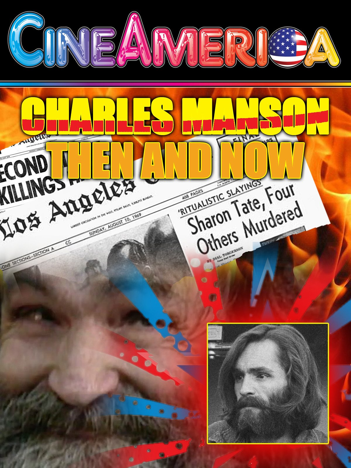 Charles Manson Then and Now on Amazon Prime Video UK