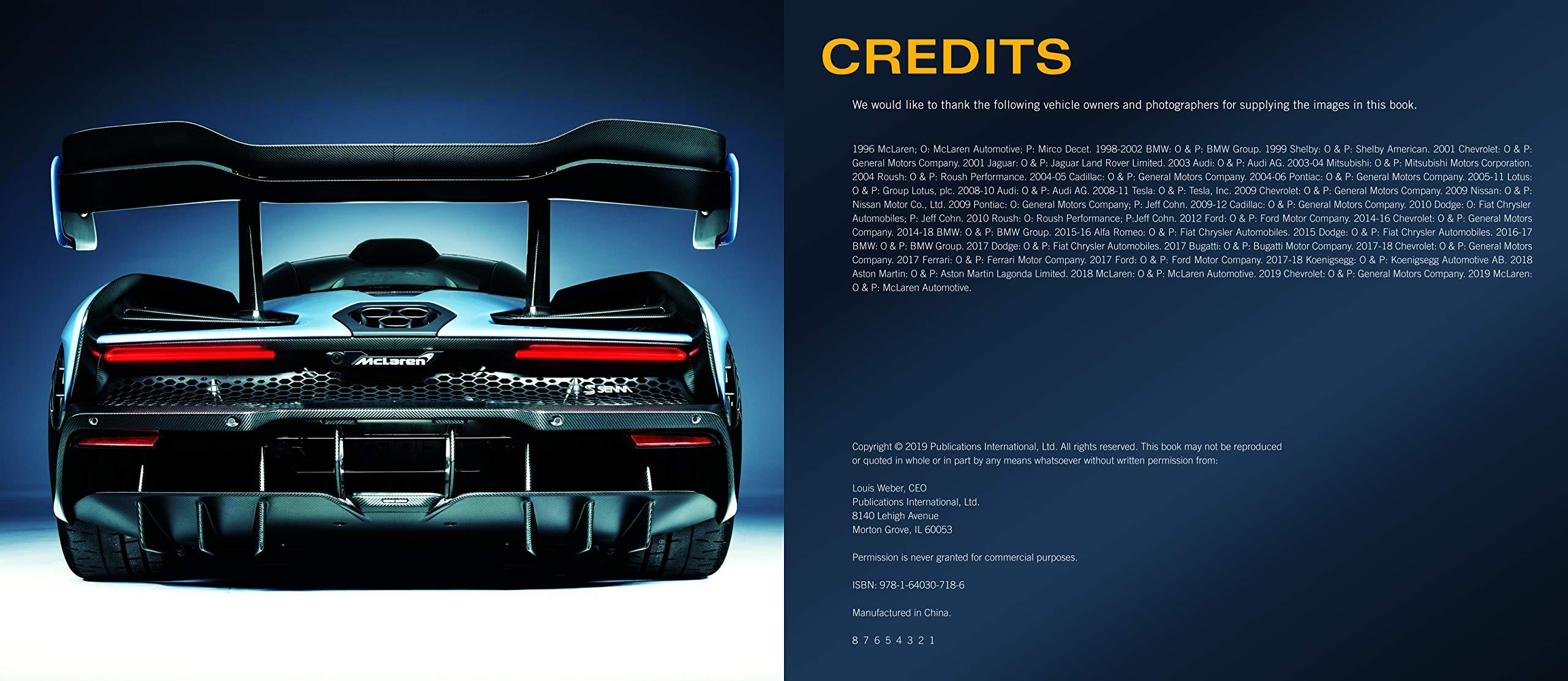 Built for Speed: Worlds Fastest Road Cars: Amazon.es: Publications International: Libros en idiomas extranjeros