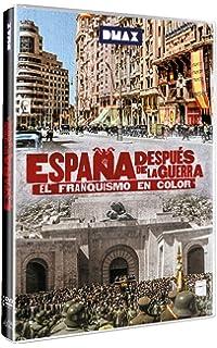 España Dividida - La Guerra Civil en color + La mirada de los historiadores DVD: Amazon.es: Documental, Francesc Escribano, Lluís, Documental: Cine y Series TV