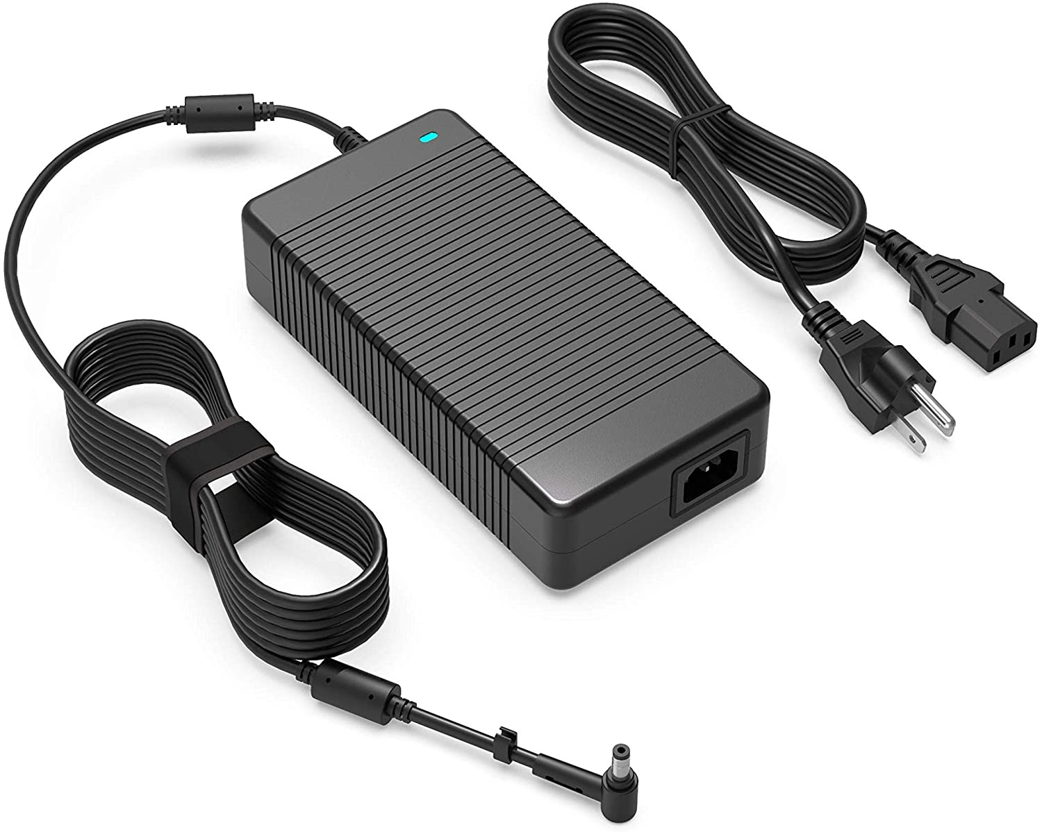 230W 180W AC Charger Fit for Asus ZenBook Pro Duo UX581GV UX581LV ROG GL531GU GL531GT GL531G GL531GV GL531GW GL531 GL531GV-PB74 GL702VS GL703GM GL703GS Gaming Laptop Power Supply Adapter Cord