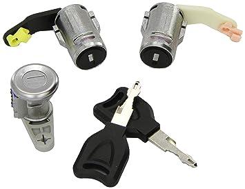 Front Door LEFT/RIGHT RENAULT Kerax Premium Sisu Paint, Body & Trim Interior Locks Set Glove Compartment