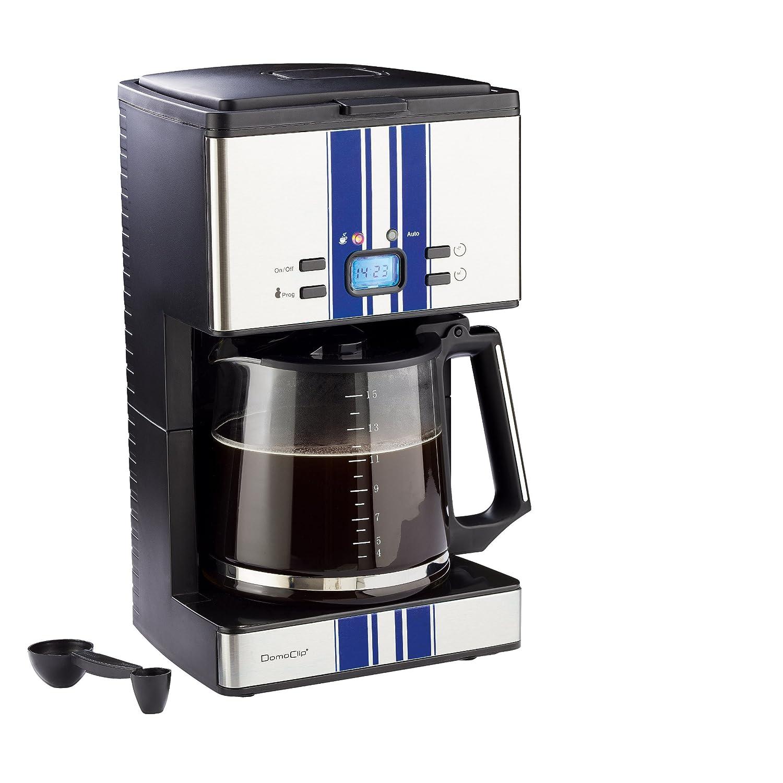 Domoclip DOM242RA - Cafetera programable: Amazon.es: Hogar