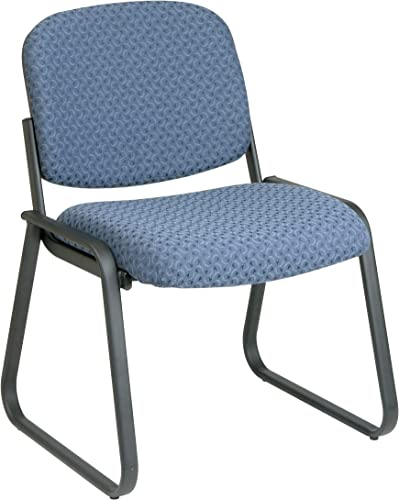Office Star Visitor's Deluxe Armless Chair Review