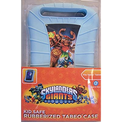 Activision Skylanders Giants Rubberized Tabeo Case: Toys & Games