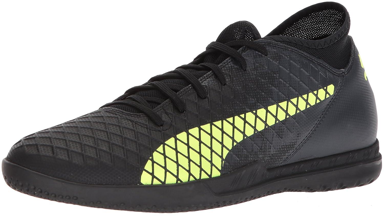 Puma Zukunft der Männer 18.4 IT Shoes Puma Black/Fizzy Yellow/Asphalt