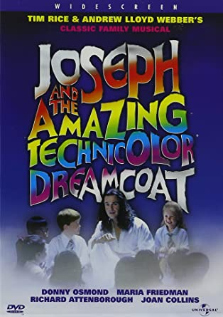 Discreet Joseph And The Amazing Technicolor Dreamcoat Learn Play Voice Sheet Music Book Instruction Books, Cds & Video Voice