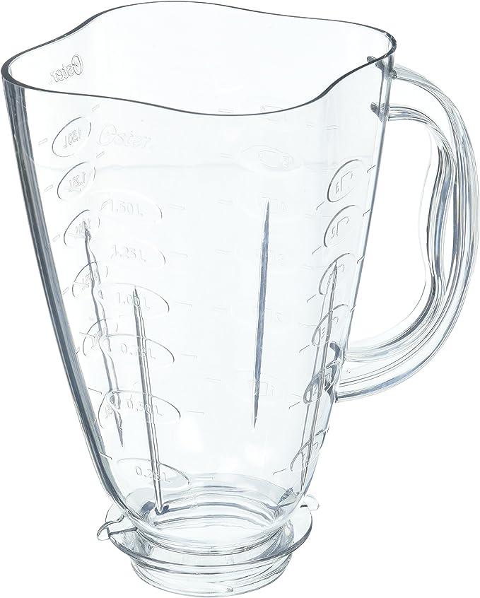 Plástico en forma de trébol de la Oster de 6 tazas jarra de ...