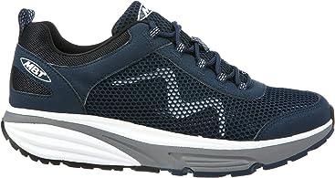 MBT Shoes Mens Colorado 17 Athletic Shoe mesh lace-up