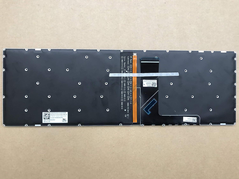 senlinxiaowu Original New for Lenovo Ideapad 720S-15ISK 720S-15IKB Laptop Keyboard US Backlit