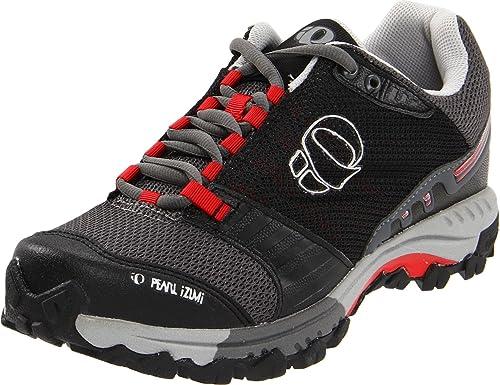 choisissez le dégagement vif et grand en style recherche d'officiel Pearl Izumi-Chaussures VTT X Alp Seek IV Gris Argent ...