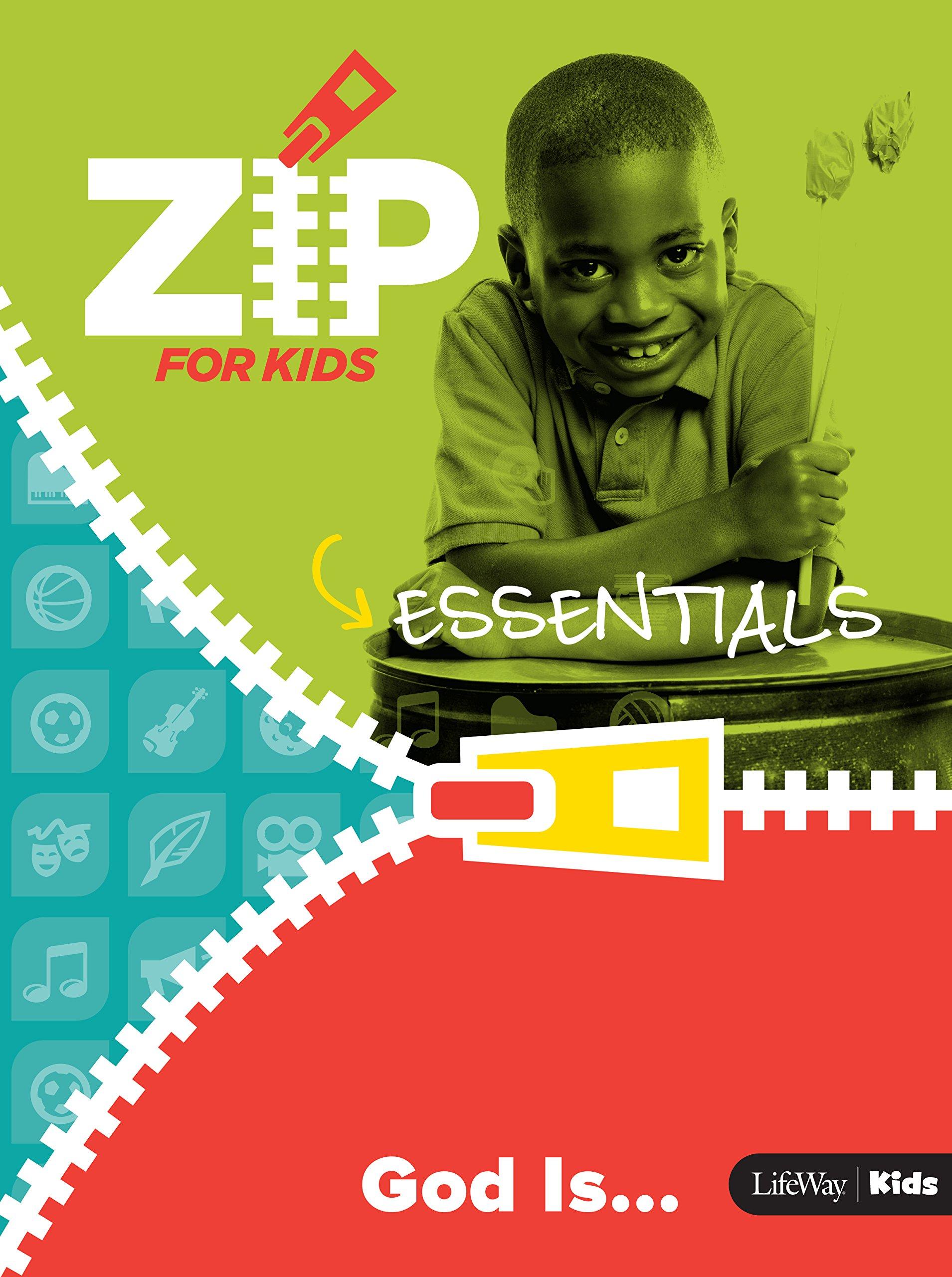 Download Zip for Kids: Zip Essentials pdf