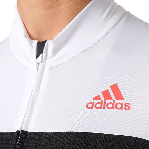 Adidas Women s Cycling Jersey Adistar CD Zero 3 Short Sleeve - Black White f25ac8576