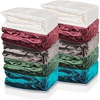 2er Sparpack oder Einzelpack Jersey Plüsch Winter-Qualität, 60x120 / 70x140, Kinder Spannbetttuch, ÖKO Tex Geprüftes Spannbettlaken