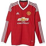 adidas Men's Football Jersey Manchester United Home Replica Shirt