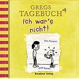 Gregs Tagebuch 4 - Ich war's nicht!: .                               .
