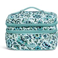 Vera Bradley Women's Signature Cotton Jewelry Train Case