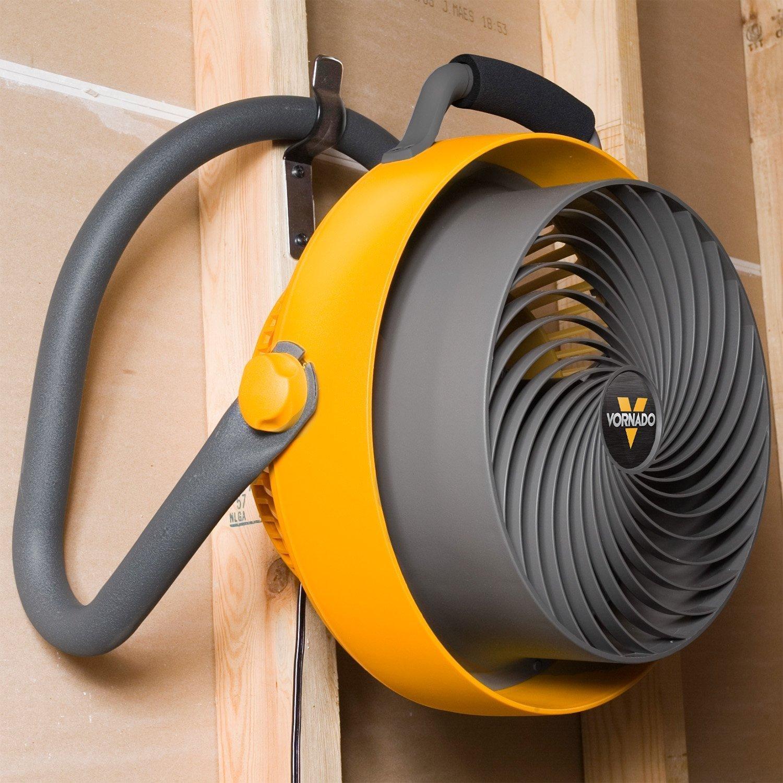 [(ボルネード) Vornado][293 ヘビーデューティショップの空気循環ファンHeavy-Duty Shop Air Circulator Fan](並行輸入品) One Size One Color B07DRDKRS3