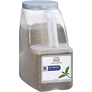 McCormick Culinary Rubbed Sage, 2 lbs