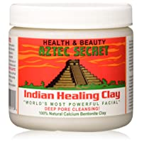 Aztec Secret Indian Healing Clay 1 Pound (Pack of 2)
