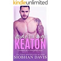 Adoring Keaton: A Stand-Alone Friends-to-Lovers MM Romance (The Kennedy Boys Book 9)