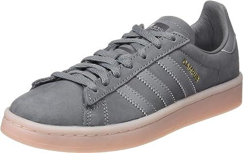 Amazon.com: adidas Campus para mujer zapatillas gris, 7 B(M ...