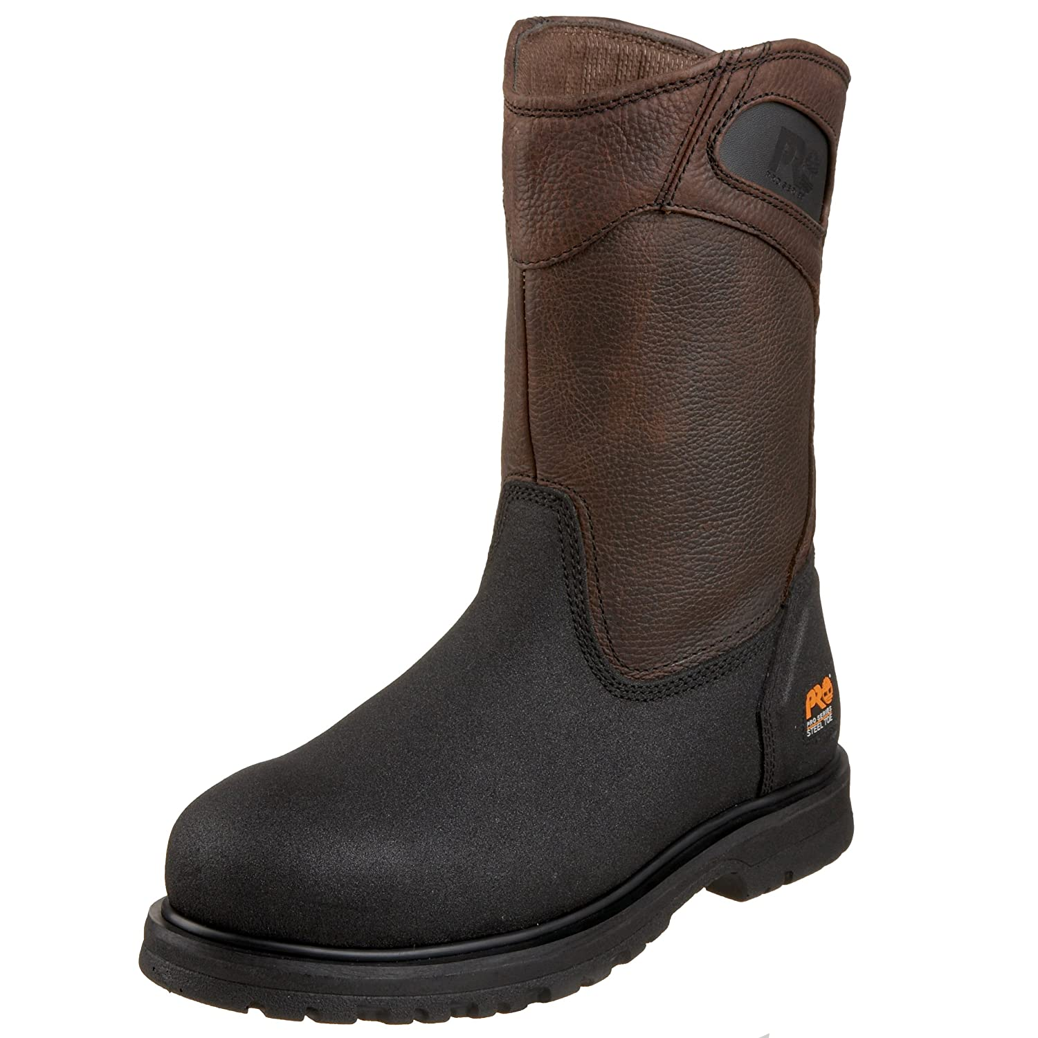 Timberland PRO メンズ B001EBOR30 8.5 2E US|Rancher Brown Rancher Brown 8.5 2E US