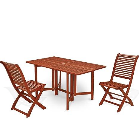Tavolo Da Esterno In Legno Pieghevole.Tavolo Rettangolare Pieghevole 74x150x80 Tavolo Da Giardino Mod