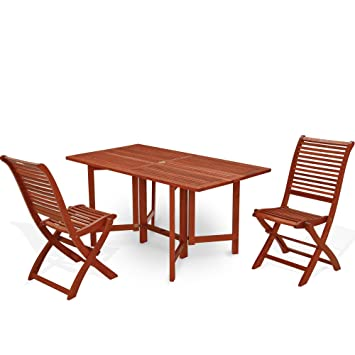 Table rectangulaire pliante 74 x 150 x 80 table de jardin ...