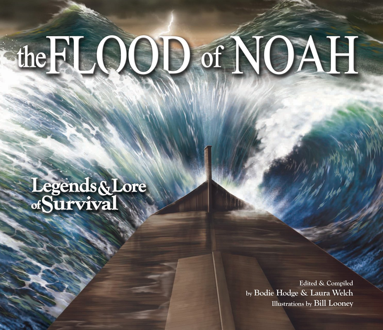 Flood Of Noah, The: Laura Welch, Bodie Hodge: 9780890518014: Amazon:  Books