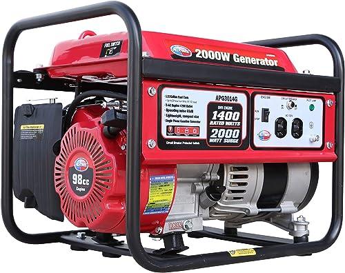 All Power America 2000 Watt Portable Generator